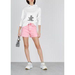 AGOLDE Pink Dee Shorts - High-rise - Sz 28